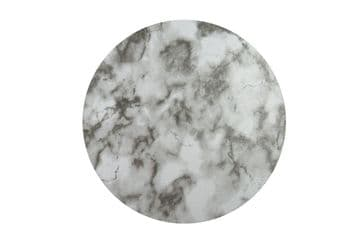 10 inch Round 3mm Double Thick Cake Card Marble