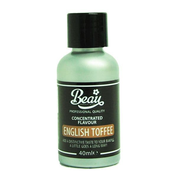 Beau Products 40ml English Toffee Flavouring