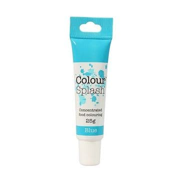 Colour Splash Edible Food Colouring Paste / Gel Blue 25g