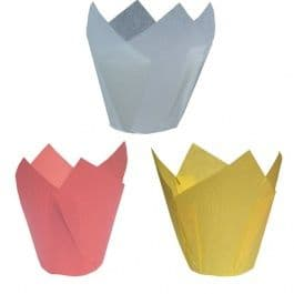 Cupcake Tulip Wrappers