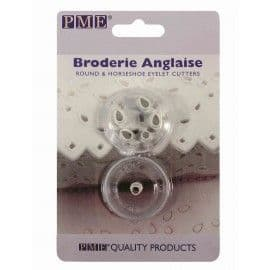 PME Round and Horseshoe Eyelet Cutters (clearance)