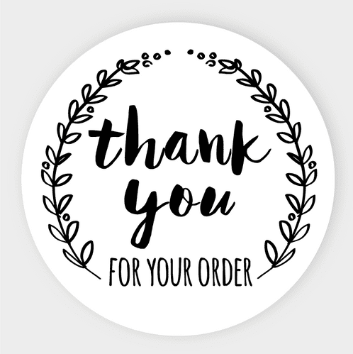 Thank you for your order (3)