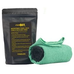 FAST-ACT Microfibre Chemical Decontamination Towels